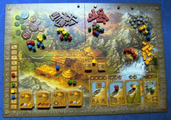 Spiel Stone Age